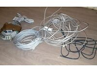 telephone extension cables