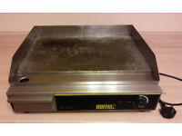 Buffalo L515 2.2kW Electric Griddle 525 x 450mm (cooking area 520 x 330mm)