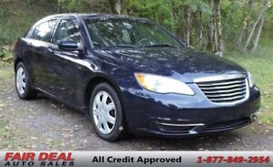 2014 Chrysler 200 LX: Bluetooth/Heated Mirrors/Aftermarket Stere