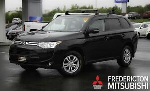 2014 Mitsubishi Outlander SE! HEATED SEATS! WARRANTY TO 2024!