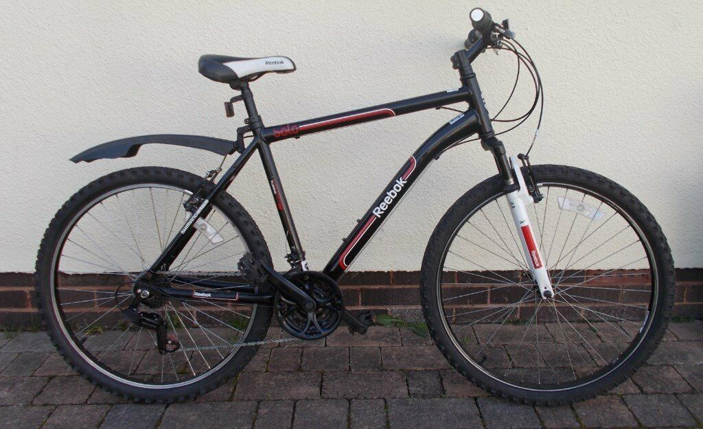 Mens Reebok Mountain Bike~Serviced~20' Alloy Frame~21 Gears~26' Wheels~Can  deliver / store Exeter   in Exeter, Devon   Gumtree
