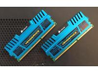8GB (2x4GB) Corsair Vengeance DDR3 1600MHz RAM