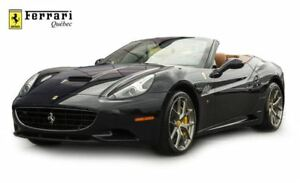 2012 Ferrari California F1