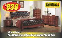 Bedroom Set Deal- Only $838