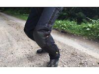 Rukka Arma-S GORE-TEX® Pro Shell Motorcycle Motorbike Bike Trousers