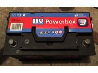 Bmw e46 320td heavy duty battery