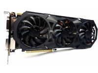 GIGABYTE GeForce GTX 980 G1 Gaming 4GB GDDR5 Graphics Card- EXCELLENT CONDITION!