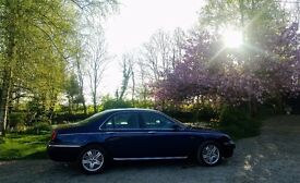 Rover 75 - Good condition and new clutch, tires, brakes and starter