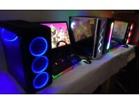 Gaming PC Fullsetup Core i5,16GB Ram, 1TB HD, GTX1050Ti 4GB, 1 Year Warranty, Delivery Available.