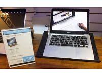 "Macbook Pro 13"" i-5 Intel 8GB ram 1TB HDD el capitain Apple laptop desktop computer Ayrshire"