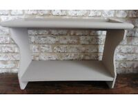 Shabby Chic Wall Hanging Shelf / Bookshelf / Display