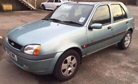 Fiesta 1.25 petrol cheap winter runner