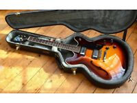 GUILD STARFIRE IV - TOBACCO SUNBURST - WESTERLY, RI