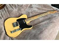 Fender Roadworn Telecaster Blonde