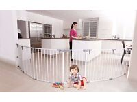 DreamBaby Royale Converta 3 in 1 Playpen/ Hearth Guard/ Room Divider