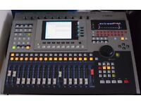 Yamaha AW4416 Recorder/Mixer + Waves Y56K effects