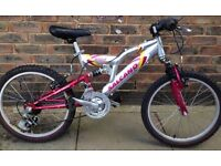 20inch Wheels Kids Boys Girls age 5 6 7 8 9 years Mountain Bike junior bicycle