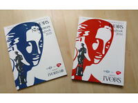 The Ivors Nominees Songbook 2015 & 2016 - Sheet Music for Piano, Vocal & Guitar