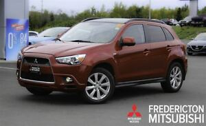 2012 Mitsubishi RVR GT! 4X4! LEATHER! NAV! SUNROOF!