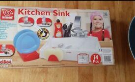 Toy Kitchen Sink