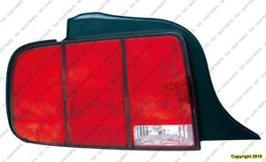 Tail Lamp Driver Side CAPA [Mustang 2005-2009/Mustang Shelby Gt500 2007-2009] Ford Mustang