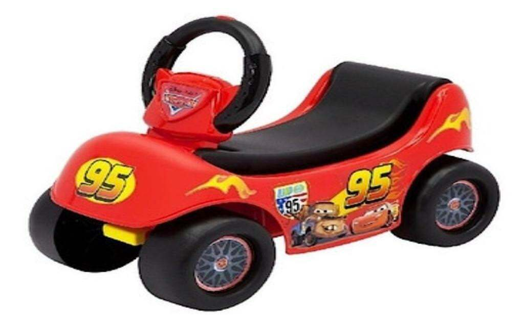 Brand new 2 in 1 'Cars' ride on