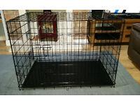 BRAND NEW XLARGE DOG CAGE