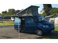 REDUCED VW California 2013 (62 plate) Comfortline SE 2.0 TDI 140PS Bluemotion 7 Speed Auto DSG LHD