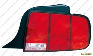 Tail Lamp Passenger Side CAPA [Mustang 2005-2009/Mustang Shelby Gt500 2007-2009] Ford Mustang