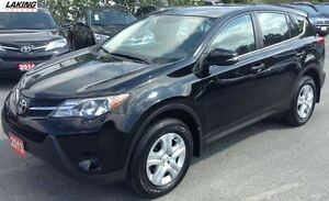2013 Toyota RAV4 LE AWD Bluetooth and extened warranty