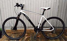 Specialized Crosstrail Comp Disc 2011 Hybrid Bike