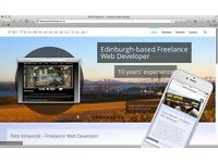 Experienced Freelance Web Developer & Web Design