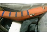 Ktm gripper seat off 2014 will fit other years and models