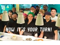 Line Chefs, Sous Chef and Kitchen Assistants required for Wahaca new opening