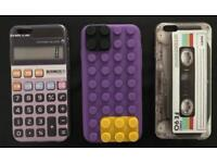 New iphone 6 silicone soft phone case cover bundle retro vintage
