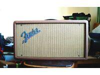 Fender 1963 valve reissue reverb sprung unit
