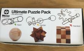 Ultimate puzzle pack.