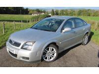 Vauxhall Vectra 2.0 SRI TURBO. 184 BHP~ SATNAV ~ ALLOYS ~ Air CON ~ ONLY £1175