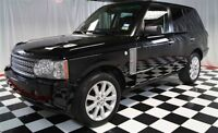 2007 Land Rover Range Rover SUPERCHARGED NAVIGATION/LEATHER/SUNR