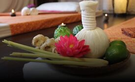 Thai Lady Fully Trained in Thai Massage Therapy
