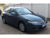 2006 HONDA ACCORD 2.0 VTEC SE AUTO SALOON HISTORY 6 MONTHS WARRANTY PX WELCOME