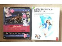 Adobe Photoshop Elements 8 + book