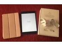 UNLOCKED iPad mini 4 16gb wifi & cellular in space grey LIKE NEW!!!