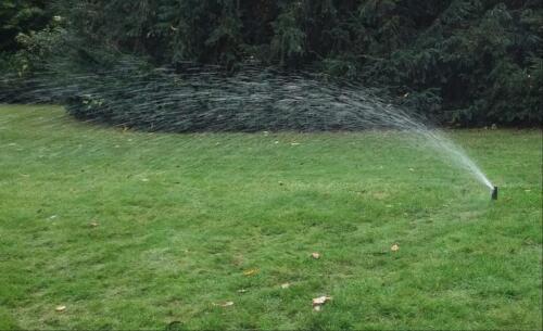 Rasen Bewässerungssystem bewässerungsanlage für rasen pflanzflächen bewässerung garten in