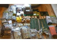 All new...Bushcraft, camping, survival, outdoor activities equipment for sale as job lot,