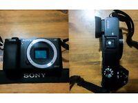SONY A6000 Mirrorless Camera + SIGMA 30mm f1.4 + SONY 16-50mm f3.5 BUNDLE