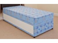 2ft 6 shorty divan set