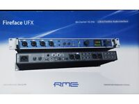 60 channel 192 KHz USB& Audio Interface
