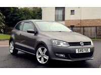 VW Polo TDI SEL 2010
