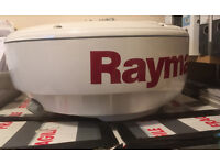 "NEW RAYMARINE RD218 2KW 18"" RADAR"